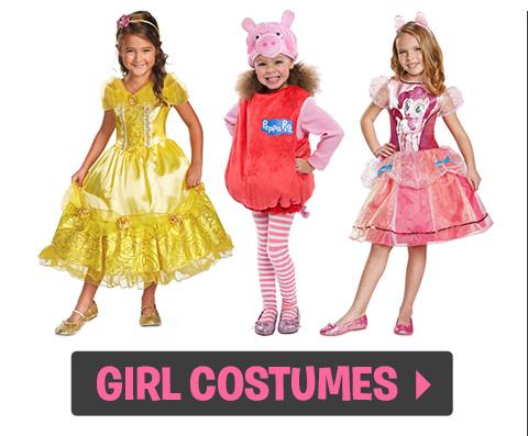 Girl Costumes