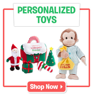 Personalized Toys