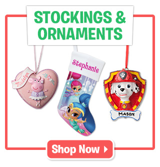 Stockings and Ornaments