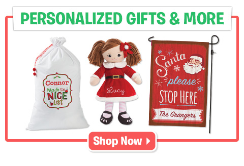 Personalized Gifts and More